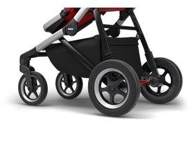 Детская коляска с люлькой Thule Sleek (Energy Red) 280x210 - Фото 9