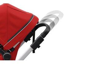 Детская коляска с люлькой Thule Sleek (Energy Red) 280x210 - Фото 10