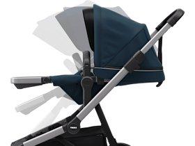 Детская коляска с люлькой Thule Sleek (Navy Blue) 280x210 - Фото 7