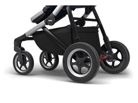 Детская коляска с люлькой Thule Sleek (Navy Blue) 280x210 - Фото 9