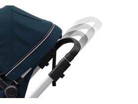 Детская коляска с люлькой Thule Sleek (Navy Blue) 280x210 - Фото 10