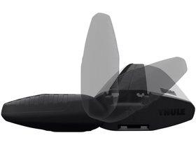 Поперечины (1,35m) Thule WingBar Evo 7114 280x210 - Фото 7