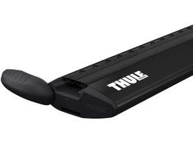 Поперечины (1,35m) Thule WingBar Evo 7114 Black 280x210 - Фото 2