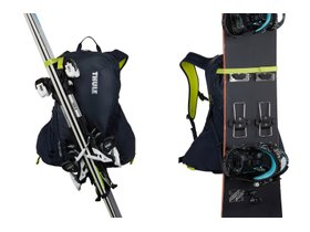 Горнолыжный рюкзак Thule Upslope 20L (Blackest Blue) 280x210 - Фото 9