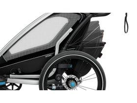 Детская коляска Thule Chariot Sport 1 (Black) 280x210 - Фото 11