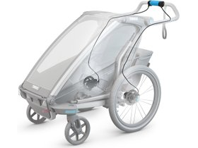 Детская коляска Thule Chariot Sport 1 (Black) 280x210 - Фото 14