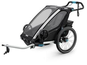 Детская коляска Thule Chariot Sport 1 (Black)