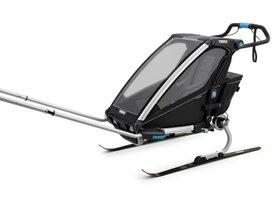 Детская коляска Thule Chariot Sport 1 (Black) 280x210 - Фото 8