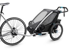 Детская коляска Thule Chariot Sport 1 (Black) 280x210 - Фото 2