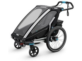 Детская коляска Thule Chariot Sport 1 (Black) 280x210 - Фото 3
