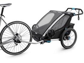 Детская коляска Thule Chariot Sport 2 (Black) 280x210 - Фото 2