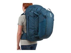 Туристический рюкзак Thule Landmark 70L Women's (Majolica Blue) 280x210 - Фото 4