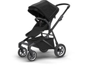 Детская коляска Thule Sleek (Black on Black)