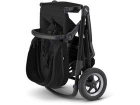 Детская коляска с люлькой Thule Sleek (Black on Black) 280x210 - Фото 4
