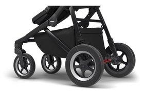 Детская коляска с люлькой Thule Sleek (Black on Black) 280x210 - Фото 9