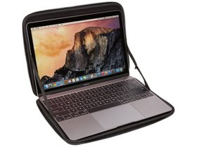 """Чехол Thule Gauntlet MacBook Sleeve 12"""" (Black) 280x210 - Фото 5"""