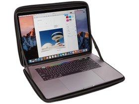 """Чехол Thule Gauntlet MacBook Pro Sleeve 15"""" (Black) 280x210 - Фото 5"""