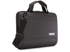"Сумка для ноутбука Thule Gauntlet MacBook Pro Attache 13"" (Black) 280x210 - Фото"