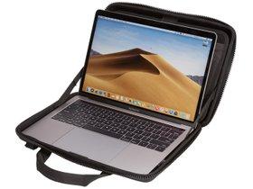 "Сумка для ноутбука Thule Gauntlet MacBook Pro Attache 13"" (Black) 280x210 - Фото 4"