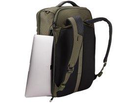 Рюкзак-Наплечная сумка Thule Crossover 2 Convertible Carry On (Forest Night) 280x210 - Фото 11