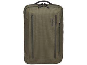 Рюкзак-Наплечная сумка Thule Crossover 2 Convertible Carry On (Forest Night) 280x210 - Фото 2