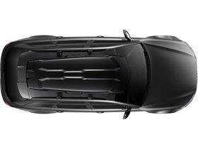 Бокс Thule Vector Alpine Black 280x210 - Фото 6