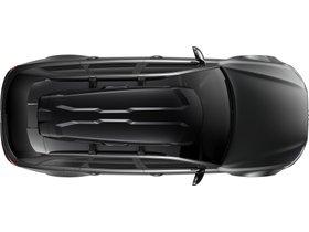 Бокс Thule Vector L Black 280x210 - Фото 6