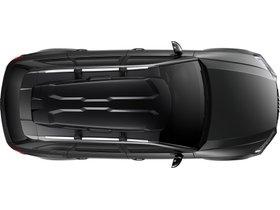 Бокс Thule Vector M Black 280x210 - Фото 6