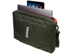 Рюкзак-Наплечная сумка Thule Subterra Convertible Carry On (Dark Forest) 280x210 - Фото 9