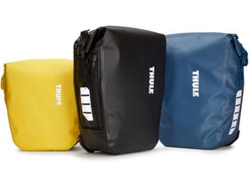 Велосипедные сумки Thule Shield Pannier 13L (Yellow) 280x210 - Фото 9