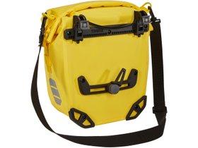 Велосипедные сумки Thule Shield Pannier 13L (Yellow) 280x210 - Фото 4