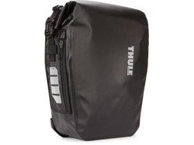 Велосипедная сумка Thule Shield Pannier 17L (Black) 280x210 - Фото