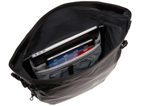 Велосипедная сумка Thule Shield Pannier 17L (Black) 280x210 - Фото 2