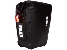Велосипедная сумка Thule Shield Pannier 17L (Black) 280x210 - Фото 6