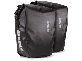 Велосипедные сумки Thule Shield Pannier 25L (Black) 280x210 - Фото