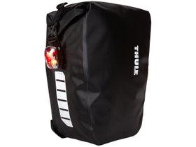 Велосипедные сумки Thule Shield Pannier 25L (Black) 280x210 - Фото 3
