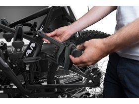 Велокрепление Thule EasyFold XT 934 Black 280x210 - Фото 9