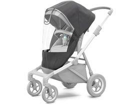 Детская коляска с люлькой Thule Sleek (Black/Grey Melange) 280x210 - Фото 12