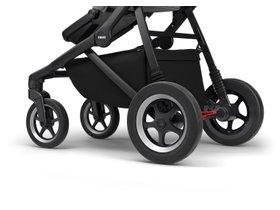 Детская коляска Thule Sleek (Black/Grey Melange) 280x210 - Фото 9