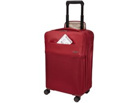 Чемодан на колесах Thule Spira Carry-On Spinner with Shoes Bag (Rio Red) 280x210 - Фото 7