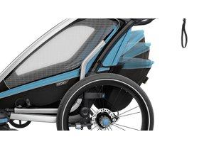 Детская коляска Thule Chariot Sport 2 (Blue-Black) 280x210 - Фото 12