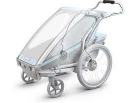 Детская коляска Thule Chariot Sport 2 (Blue-Black) 280x210 - Фото 15