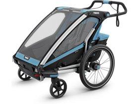 Детская коляска Thule Chariot Sport 2 (Blue-Black) 280x210 - Фото 3