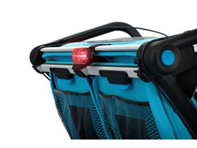 Детская коляска Thule Chariot Sport 2 (Blue-Black) 280x210 - Фото 7