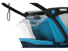 Детская коляска Thule Chariot Cross 1 (Blue-Poseidon) 280x210 - Фото 13