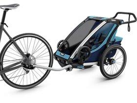 Детская коляска Thule Chariot Cross 1 (Blue-Poseidon) 280x210 - Фото 2