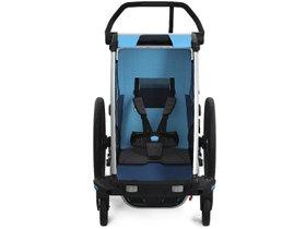 Детская коляска Thule Chariot Cross 1 (Blue-Poseidon) 280x210 - Фото 4