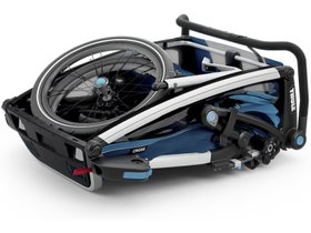 Детская коляска Thule Chariot Cross 2 (Blue-Poseidon) 280x210 - Фото 5