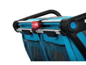 Детская коляска Thule Chariot Cross 2 (Blue-Poseidon) 280x210 - Фото 6