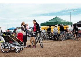 Детская коляска Thule Chariot Cougar 2 (Avocado) 280x210 - Фото 10